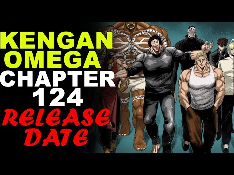 kengan omega chapter 124