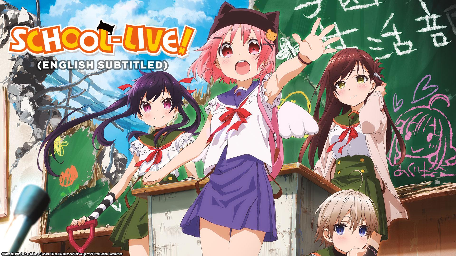 School-live Season 2