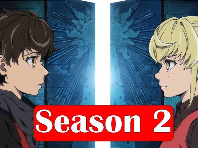 Tower of god season 2